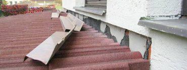 V případě skládané krytiny je jedním z klíčových faktorů bezpečný sklon střechy