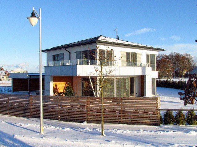 Vzorový dům Griffner pro Českou republiku